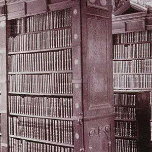 Featured image for the project: Bookcases in South Room of University Library, Cambridge